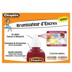 Set with 12 brumisateurs 100ml