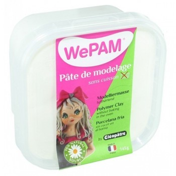 Cold Porcelain basic WePAM 145 gr, Colourless
