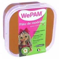WePAM - Modelliermasse in luftdichter Box, 145 ml, Karamell