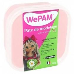 WePAM - Modelliermasse in luftdichter Box, 145 ml, Puppen-Rosa