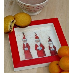 Tutorial christmas tray (in french)