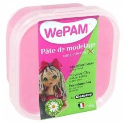 WePAM - Modelliermasse in luftdichter Box, 145 ml, Helles Rosa