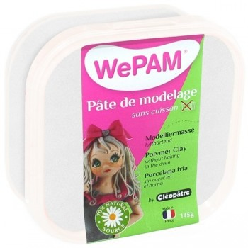 Cold Porcelain WePAM 145 gr, Pearly White