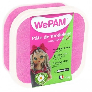 Cold Porcelain WePAM 145 gr, Pearly Pink