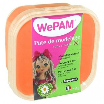 WePAM NARANJA FLUO plastilina 145 ml