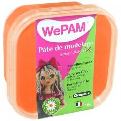WePAM ORANGE pâte de modelage 145 ml