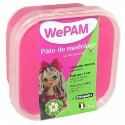 WePAM - Modelliermasse in luftdichter Box, 145 ml, Neon-Pink