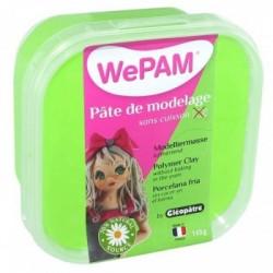 WePAM VERT FLUO pâte de modelage 145 ml
