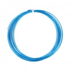Fil en Alu Bleu Clair 1mmX10M