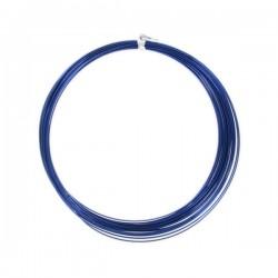 Fil en Alu Bleu Marine 1mmX10M