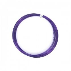 Fil en Alu Violet 1mmX10M