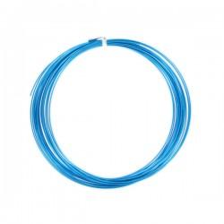 Fil en Alu Bleu Clair 2mmX5M