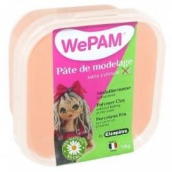 WePAM - Modelliermasse in luftdichter Box, 145 ml, Pfirsich