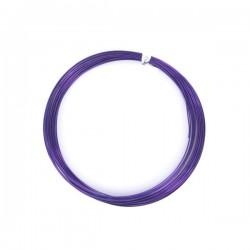 Fil en Alu Violet 2mmX5M