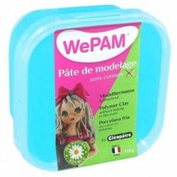WePAM - Modelliermasse in luftdichter Box, 145 ml, Türkis