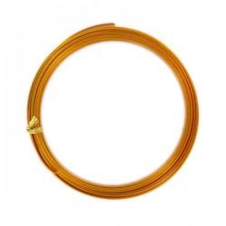 Fil en Alu Orange 2mmX5M