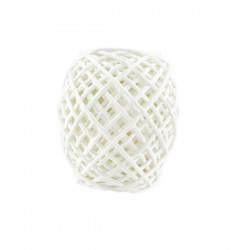 Corde Papier Blanc D.2mmX20M
