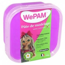 WePAM - Modelliermasse in luftdichter Box, 145 ml, Parma