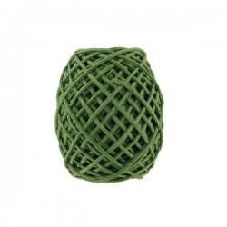 Papierschnüre Grün D.2mmX20M