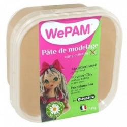 WePAM - Modelliermasse in luftdichter Box, 145 ml, Taupe