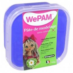 WePAM BLEU ROYAL pâte de modelage 145 ml