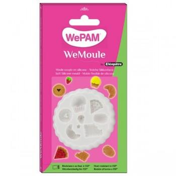 WeMoule – Silikonform, Kuchen und Cookies