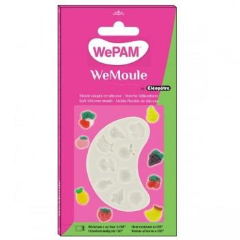 WeMoule – Silikonform, Früchte