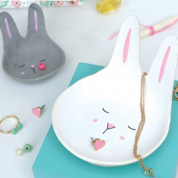 Coupelle lapin