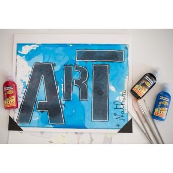 Kit Cléopâtre thème 1: l'art du graff