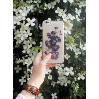 Coque de téléphone fleurie