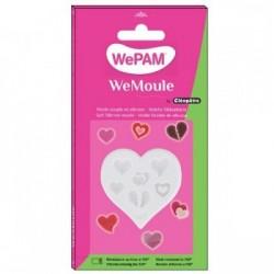 WeMoule – Silikonform, Herzen