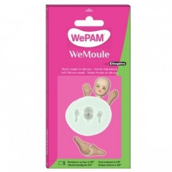Face and hands Silicon Mould - WeMoule