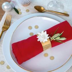 Tutoriel Edelweiss de Noël