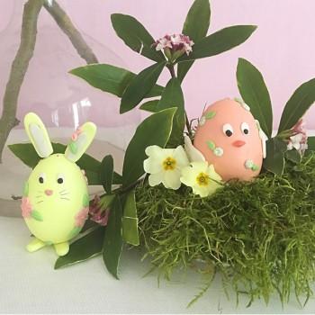 Tutoriel Animaux de Pâques