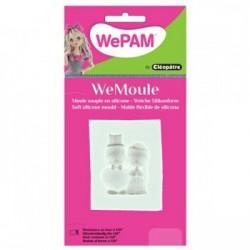 WeMoule – Silikonform, Brautpaar