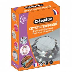 CRYSTAL'DIAMOND - glasklar wie Diamant (150 ml)