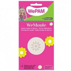 WeMoule – Silikonform, grosse Margerite