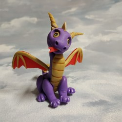 Figurine dragon de Natasel