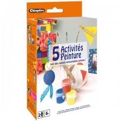 CLÉO'BOX - 5 Activités Peinture