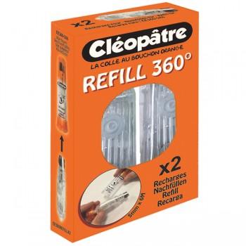 Recharges Refill pour Effac'Encre 360°