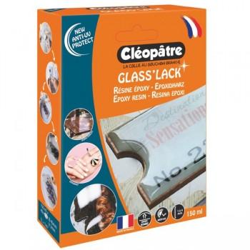 GLASS'LACK - EPOXID-ÜBERZUGSHARZGEL (150 ml)