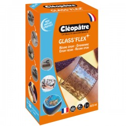 Résine epoxy Glass'Flex en 875 ml