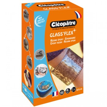 Résine Glass'Flex (875 ml)