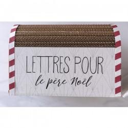 Boîte aux lettres au Père-Noël