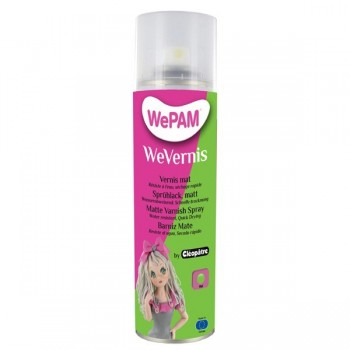 WeVernis matt 250 ml