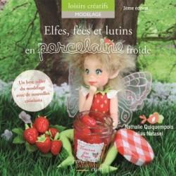 Book (in french) elfes, fées et lutins par Natasel
