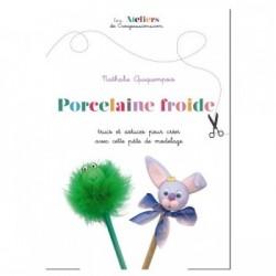 Book (in french) les basiques de la porcelaine froide par Natasel