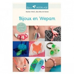 Book (in french) bijoux tendance WePAM par Marion Taslé
