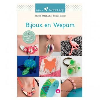 Livre bijoux tendance WePAM par Marion Taslé