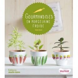 Livre gourmandises en WePAM par Tania Zaoui